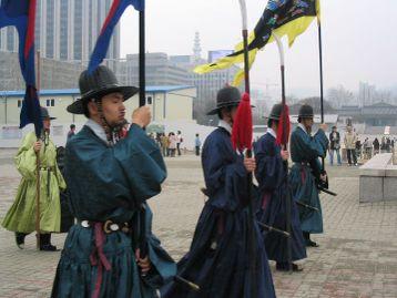 韓国てくてく旅行記�@